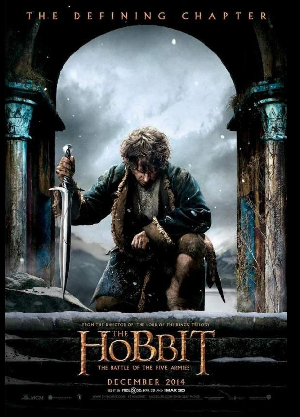 The Hobbit – Battle of the Five Armies