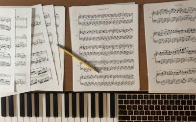 New Album of Piano Works